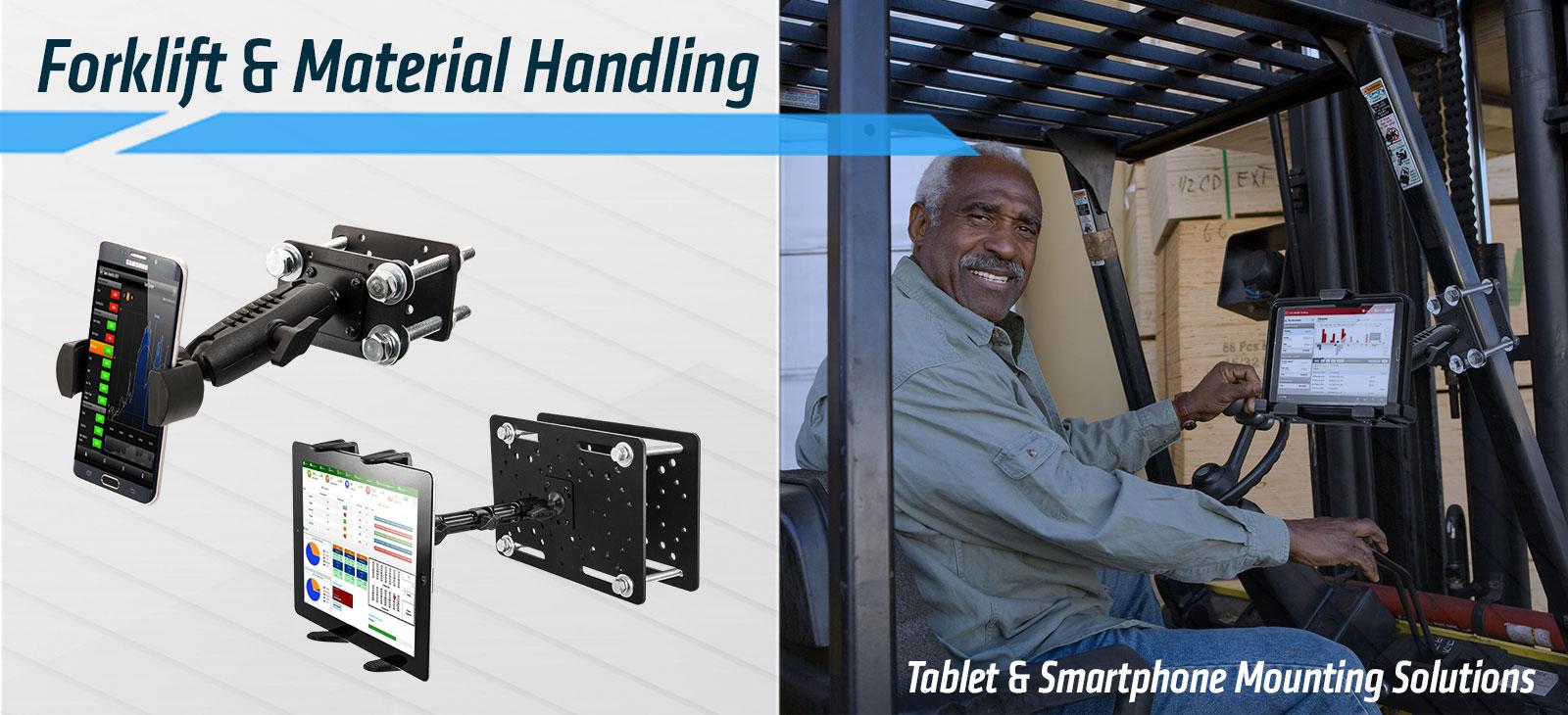 Arkon Mounts - The Tablet Mounting Specialists - Heavy-Duty