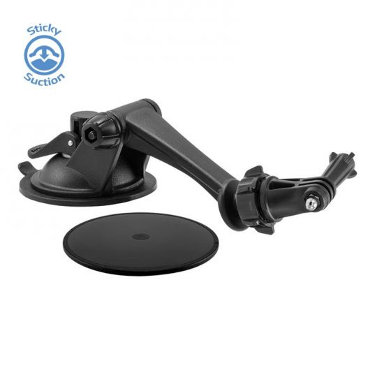 Sticky Suction Windshield or Dash Car Mount for GoPro HERO Action Cameras