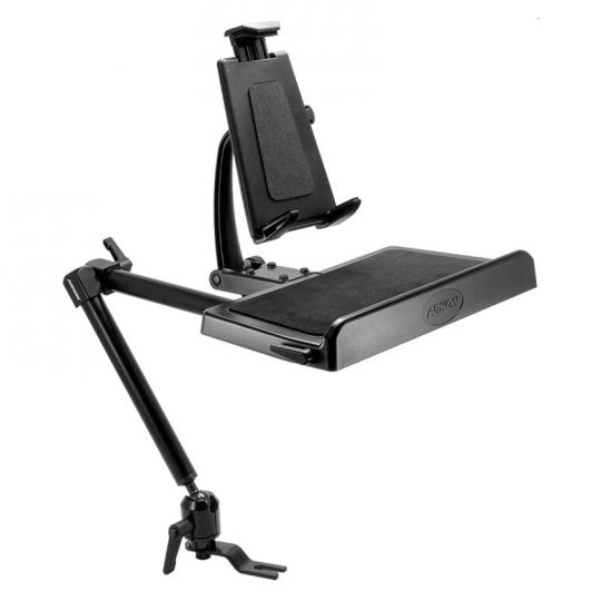 heavyduty tablet and keyboard tray combo car mount - Keyboard Tray