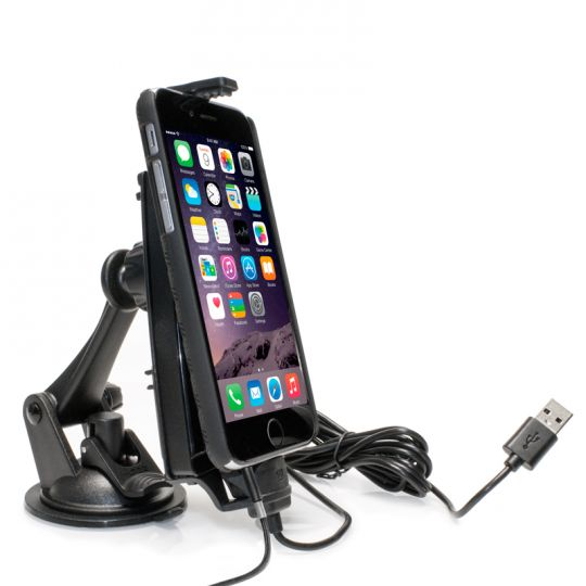 buy popular 96a79 177b1 iPhone Charging Car Dock for iPhone X, 8, 8 Plus, 7, 6S Plus, 7, 6S
